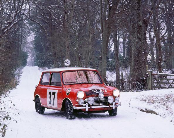Rally Car Racing「1964 Morris Mini Cooper S」:写真・画像(19)[壁紙.com]