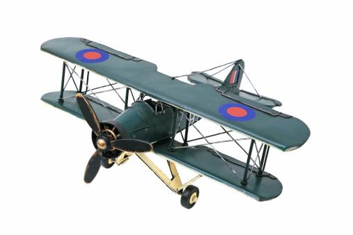 Propeller Airplane「WWI Biplane」:スマホ壁紙(16)
