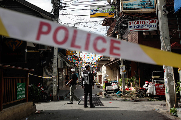 タイ王国「Explosions Hit Tourist Towns In Southern Thailand」:写真・画像(11)[壁紙.com]