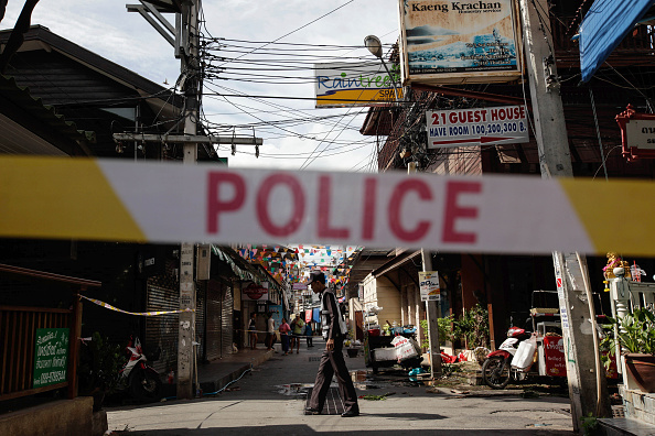 タイ王国「Explosions Hit Tourist Towns In Southern Thailand」:写真・画像(15)[壁紙.com]