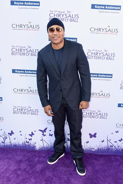 LL Cool J「17th Annual Chrysalis Butterfly Ball」:写真・画像(12)[壁紙.com]