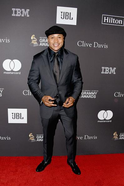 LL Cool J「The Recording Academy And Clive Davis' 2019 Pre-GRAMMY Gala - Arrivals」:写真・画像(16)[壁紙.com]