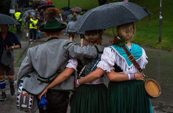 Tradition「Opening Day - Oktoberfest 2016」:写真・画像(7)[壁紙.com]