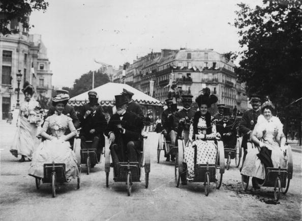 Transportation「Parisian Taxi」:写真・画像(5)[壁紙.com]