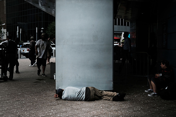 USA「Homelessness In New York City Surges 39 Percent In 2016」:写真・画像(16)[壁紙.com]
