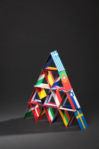 Belgium「European Debt Crisis House of Cards Vt」:スマホ壁紙(10)