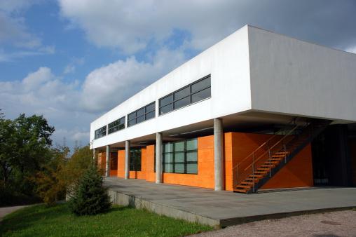 Bauhaus - Art Movement「College of music」:スマホ壁紙(15)