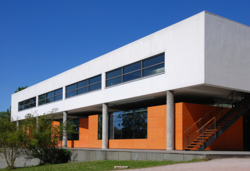 Bauhaus - Art Movement「College of music」:スマホ壁紙(12)