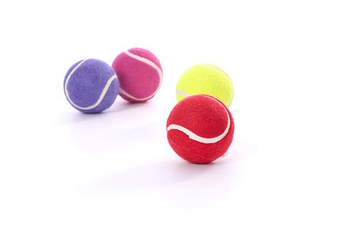 テニスボール「テニスボールの犬」:スマホ壁紙(8)