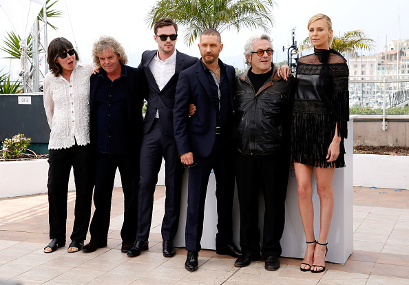 """Tristan Fewings「""""Mad Max: Fury Road"""" Photocall - The 68th Annual Cannes Film Festival」:写真・画像(4)[壁紙.com]"""