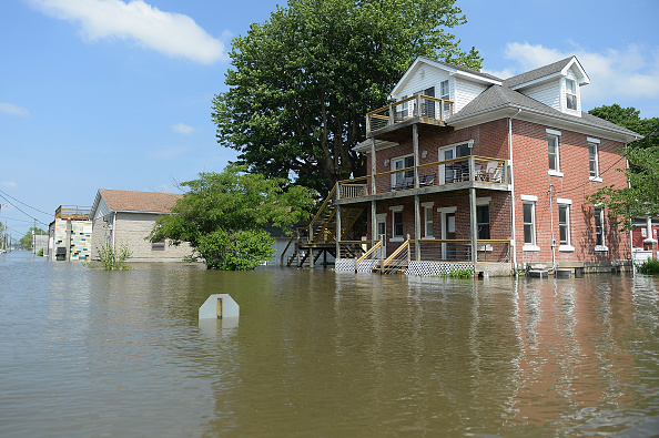 Extreme Weather「Midwest Rivers Crest At Near Record Levels」:写真・画像(13)[壁紙.com]