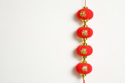 Chinese Lantern「Chinese red lanterns」:スマホ壁紙(13)