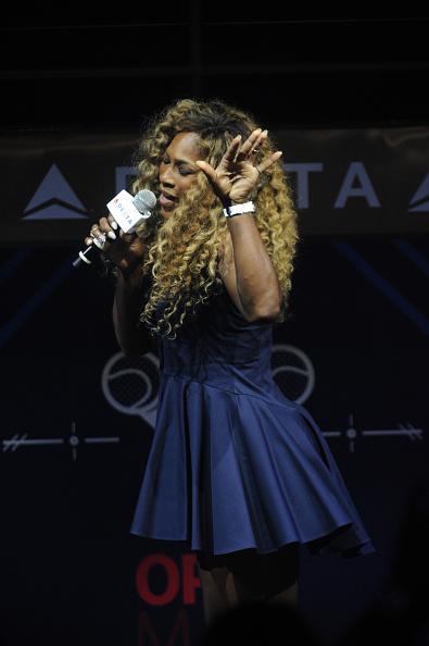 Alternative Pose「The Delta OPEN Mic With Serena Williams」:写真・画像(4)[壁紙.com]