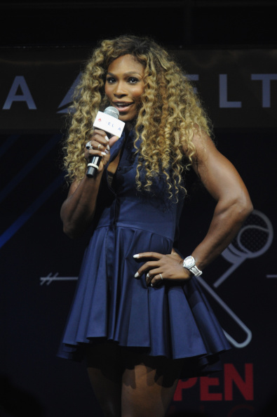 Profile View「The Delta OPEN Mic With Serena Williams」:写真・画像(16)[壁紙.com]