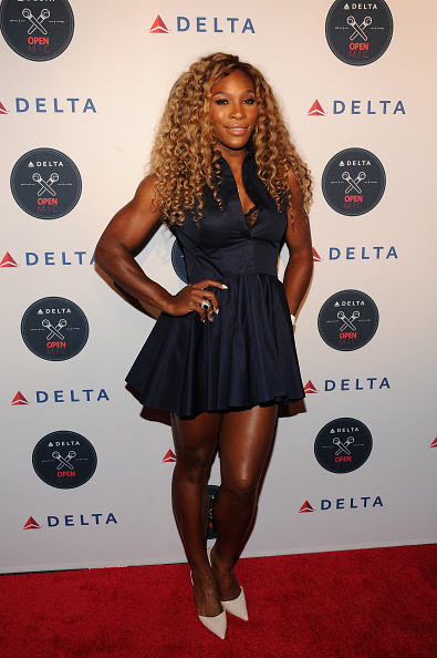 Profile View「The Delta OPEN Mic With Serena Williams」:写真・画像(15)[壁紙.com]