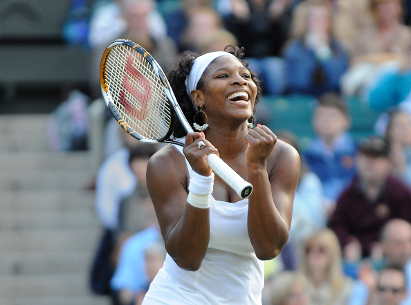 International Tennis Federation「Wimbledon Tennis Championships Ladies Semi-Final 2008」:写真・画像(9)[壁紙.com]