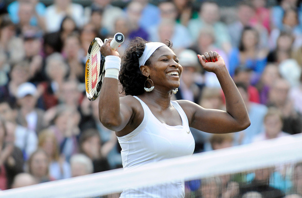 International Tennis Federation「Wimbledon Tennis Championships Ladies Semi-Final 2008」:写真・画像(10)[壁紙.com]
