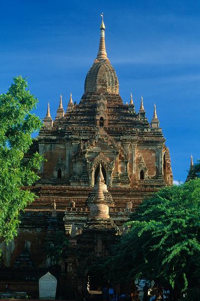 Brick Wall「Wats temples. Pagan, Burma Myanmar.」:写真・画像(4)[壁紙.com]