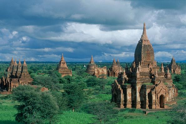 2002「Wats temples. Pagan, Burma, Myanmar.」:写真・画像(12)[壁紙.com]