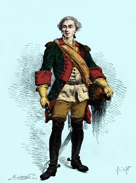 Saxony「Maurice de Saxe」:写真・画像(8)[壁紙.com]