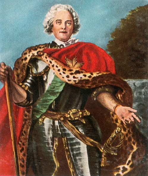 Leopard Print「Maurice De Saxe」:写真・画像(12)[壁紙.com]