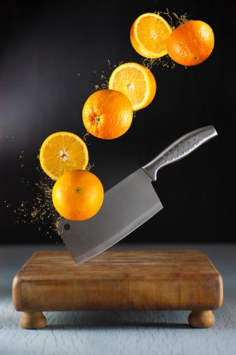 Orange - Fruit「Slicing Oranges」:スマホ壁紙(0)