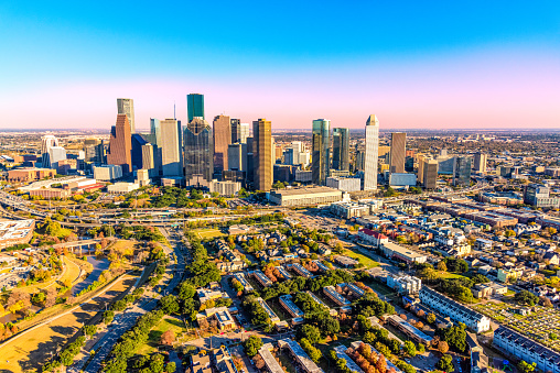 Financial District「Over Houston」:スマホ壁紙(14)