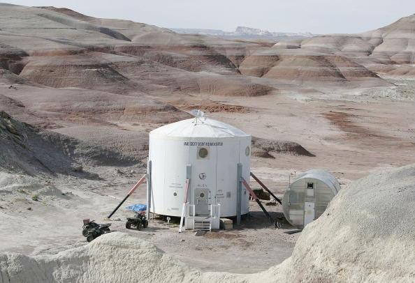 Utah「Scientists Simulate Mars In Utah Desert」:写真・画像(8)[壁紙.com]