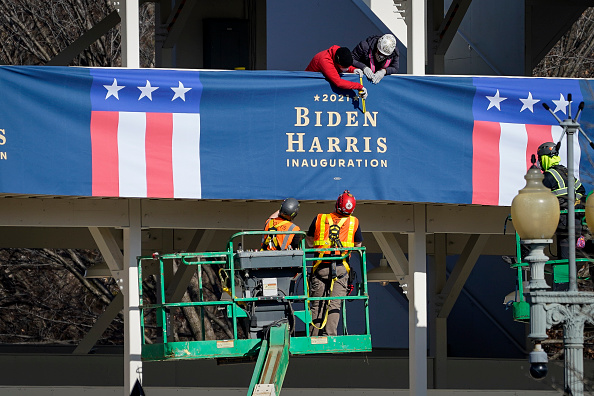 Bestof「Washington, DC Prepares For Potential Unrest Ahead Of Presidential Inauguration」:写真・画像(0)[壁紙.com]