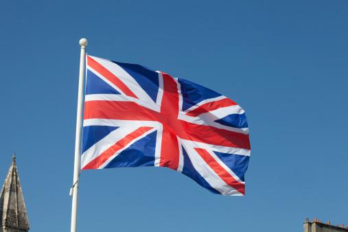 ユニオンジャック「英国の旗」:スマホ壁紙(12)