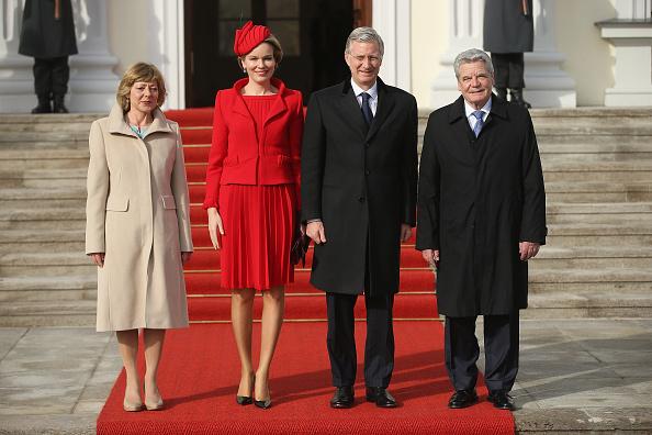 Belgian Culture「King Philippe And Queen Mathilde Of Belgium Visit Berlin」:写真・画像(5)[壁紙.com]