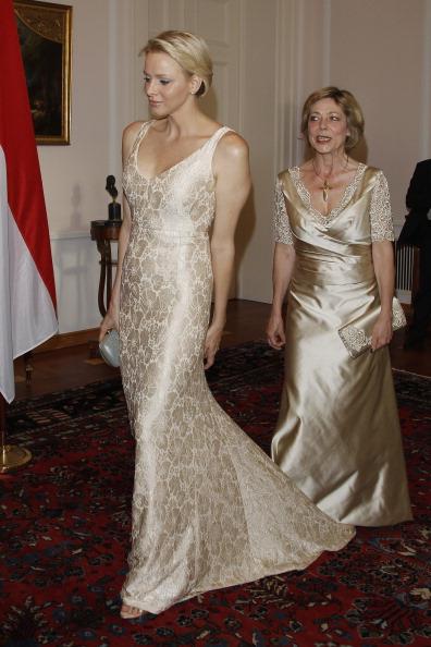 Charlene - Princess of Monaco「Prince Albert II of Monaco and Princess Charlene Gala Dinner」:写真・画像(19)[壁紙.com]