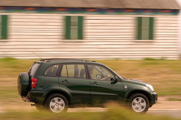 Environmental Conservation「2003 Toyota Rav 4」:写真・画像(14)[壁紙.com]