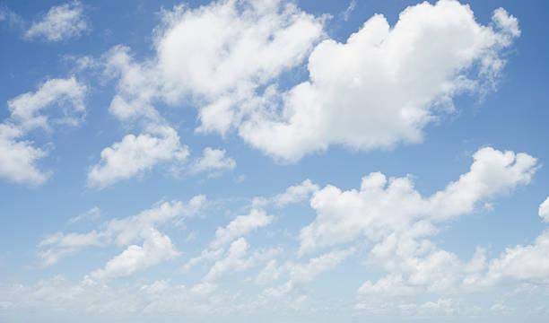 アンティグアバーブーダ のスマホ壁紙 id 465072501 cumulus clouds in