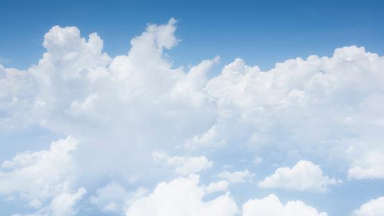 Cumulus Cloud「Cumulus cloudscape」:スマホ壁紙(14)