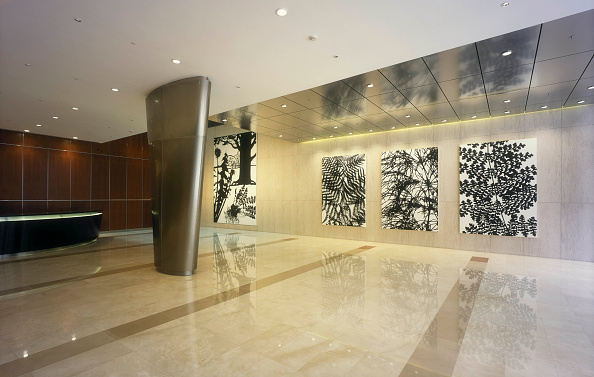 Empty「Reception area interior」:写真・画像(16)[壁紙.com]