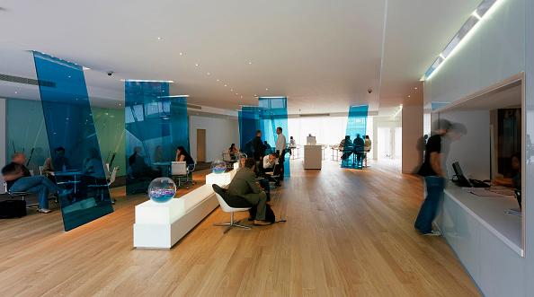 Lobby「Reception area interior」:写真・画像(7)[壁紙.com]
