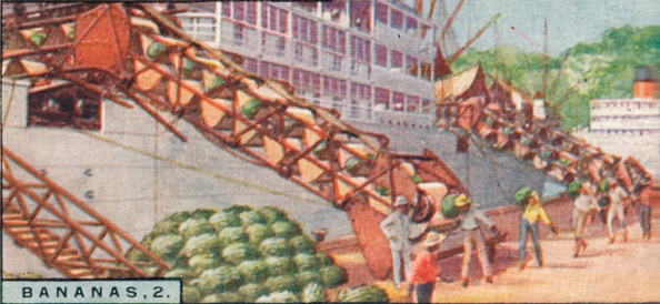 Costa Rica「Bananas 2 - Loading A Steamship」:写真・画像(13)[壁紙.com]