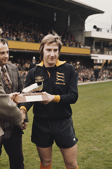 Athlete「Steve Daley Wolverhampton Wanderers player of the year 1977」:写真・画像(17)[壁紙.com]