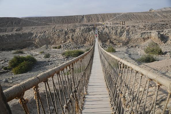 Suspension Bridge「Tacna」:写真・画像(2)[壁紙.com]