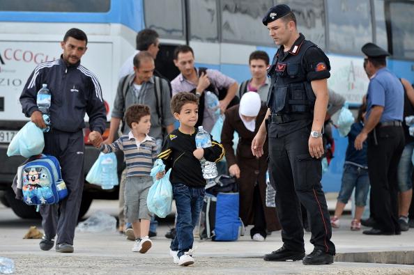Transportation Event「Hundreds Of African Migrants Feared Dead Off The Coastline Of Lampedusa」:写真・画像(10)[壁紙.com]