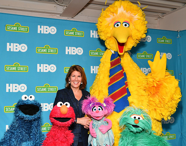 Sesame「HBO Premiere of Sesame Street's The Magical Wand Chase at the Metrograph」:写真・画像(17)[壁紙.com]