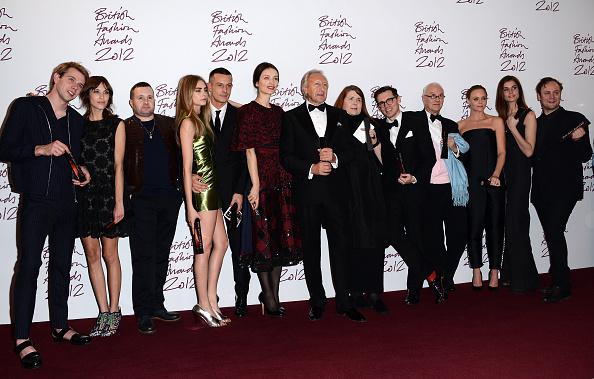 Manolo Blahnik - Designer Label「British Fashion Awards 2012 - Awards Room」:写真・画像(10)[壁紙.com]
