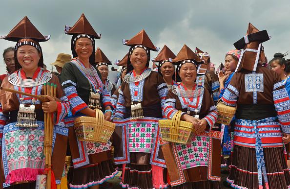 Asia「Miao People Celebrates Folk Festival In Anshun」:写真・画像(3)[壁紙.com]