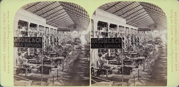 1870-1879「World Exhibition In Vienna In 1873. Machine Hall England.Verlag Der Wiener Photographen-Association. Stereo Photograph」:写真・画像(7)[壁紙.com]