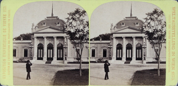 Panoramic「World Exhibition In Vienna In 1873: The Emperor Pavilion. Publisher Of The Vienna Photographers Association. Stereo Photograph.」:写真・画像(17)[壁紙.com]