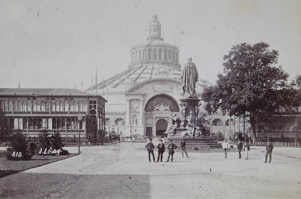 Rotunda「World Expo 1873 In Vienna - Rotunda」:写真・画像(13)[壁紙.com]