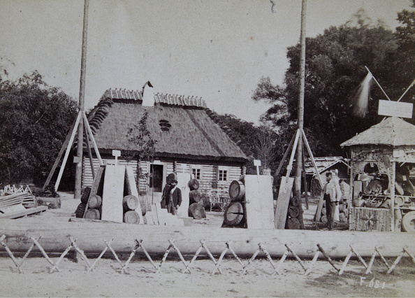 Exhibition「World Expo 1873 In Vienna - Farmhouse」:写真・画像(8)[壁紙.com]