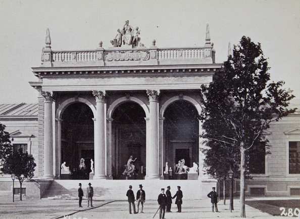 Exhibition「World Expo 1873 In Vienna - Portal Of The Kunsthalle」:写真・画像(7)[壁紙.com]