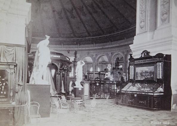 Rotunda「World Expo 1873 In Vienna - Interior Of The Rotunda」:写真・画像(18)[壁紙.com]